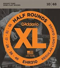 D'Addario EHR310 Half Round