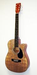 Homage LF-3800CT-N Фольковая гитара с вырезом