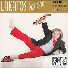Thomastik RL100 Lakatos Комплект струн для скрипки размером 4/4