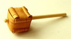 Шаркунок на палочке 18010