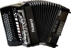 Roland FR18 BK Цифровая гармонь