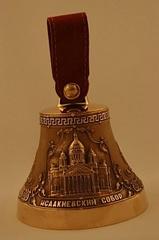 Колокол герб Санкт-Петербурга + Исаакиевский собор КМ950-018
