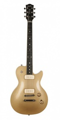 Godin Summit Classic P90 Gold HG Электрогитара, с чехлом