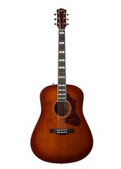 Godin Metropolis LTD Havana Burst HG EQ Электро-акустическая гитара, санберст, с футляром