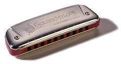 Hohner Golden Melody C-major Губная гармошка