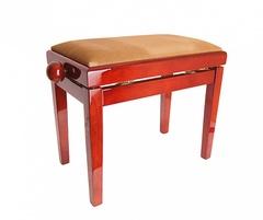 Rin HY-PJ018B-GLOSS-MAHOGANY Банкетка, красное дерево/коричневый,