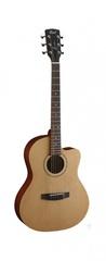 Cort JADE1-OP Jade Series Акустическая гитара, с вырезом, цвет натуральный