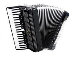 Aurus JH2012-B 41/120/13/6 аккордеон, черный, с футляром