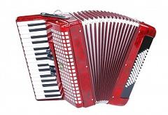 Aurus JH2022-R 34/72/5 аккордеон, красный, с футляром