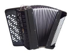 Aurus JH5120-B 70/120/7/2 аккордеон кнопочный, черный, с футляром
