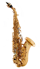 John Packer JP043CG Саксофон сопрано Bb, золотой лак