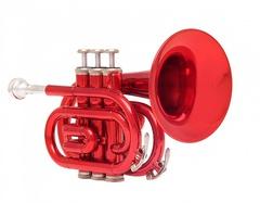 John Packer JP159R Труба Bb компактная, красная