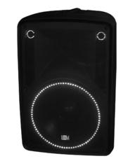 Leem ABS-15AL Акустическая система активная, 300Вт, со светодиодной подсветкой