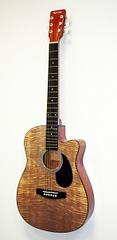 "Homage LF-3800CT-N Гитара 6-струнная фолковая, 38"""