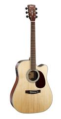 Cort MR710F-MD-NAT MR Series Электро-акустическая гитара, с вырезом, цвет натуральный
