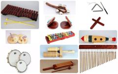 BW Set-5 Набор перкуссионных инструментов