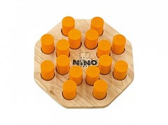 Nino Percussion NINO526 Shake 'N Play Набор шейкеров, развивающая игра, 16шт