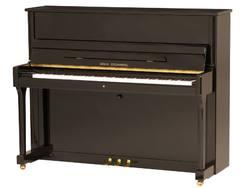 W.Steinberg 190045-1CK Performance P118 Пианино акустическое, черное, фурнитура хром