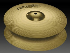 "Paiste 101 Brass Hi Hat Тарелка 13"""