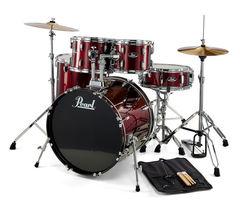 Pearl Roadshow Fusion Red Барабанная установка