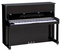 W.Steinberg 190014-1MK Performance P118 Пианино акустическое, черное, латунная фурнитура