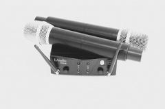 LAudio PRO2-M Вокальная радиосистема, 2 ручных передатчика