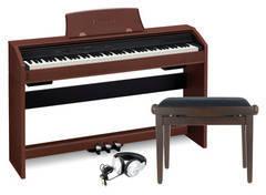 Casio PX-760BN Цифровое пианино + Банкетка + Наушники