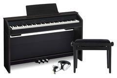 Casio PX-860BK CLASSIC SET Цифровое пианино + Банкетка + Наушники