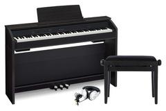 Casio PX-870BK CLASSIC SET Цифровое пианино + Банкетка + Наушники