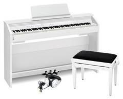 Casio PX-860WE CLASSIC SET Цифровое пианино + Банкетка + Наушники