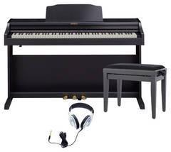 Roland RP-501R-CB STANDART SET Цифровое пианино + Банкетка + Наушники