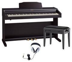 Roland RP-501R-CR STANDART SET Цифровое пианино + Банкетка + Наушники