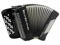Weltmeister Romance 603 C-sustem 60/72/III/5 Black