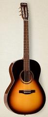 Simon&Patrick Woodland Pro Folk Sunburst HG QIT Электроакустическая гитара