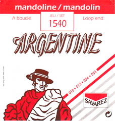 Savarez 1540 Argentine Комплект струн для мандолины, 10-34