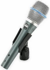 Shure Beta 87A Микрофон вокальный конденсаторный