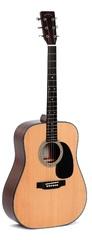 Sigma DM-1STL+ Акустическая гитара, леворукая