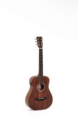Sigma TM-15E+ Электроакустическая трэвел-гитара
