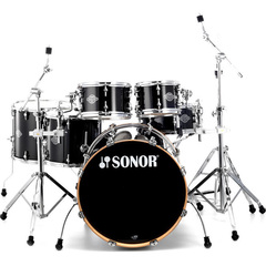 Sonor AQ1 Stage Set PВ 11234 Барабанная установка, черная