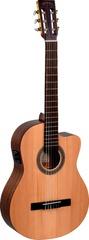 Sigma CMC-STE+ Электроакустическая классическая гитара
