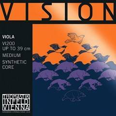 Thomastik VI200 Vision Комплект струн для альта размером 4/4