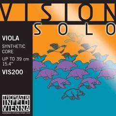 Thomastik VIS200 Vision Solo Комплект струн для альта размером 4/4