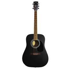 Parkwood W81-BKS Акустическая гитара, черная