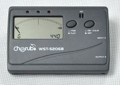 Cherub WST-520GB Цифровой тюнер для гитары, бас-гитары
